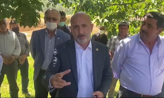 """Öztunç'tan Güngör'e Su Tepkisi; """"Bir Belediye Meclis Üyesi İçin Köy Susuz Bırakıldı!"""""""