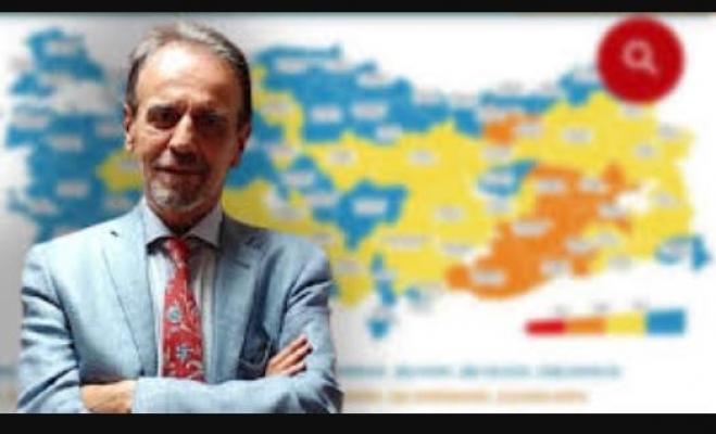 Prof. Dr. Mehmet Ceyhan: Önümüzdeki haftalarda güçlü bir dalgalanma bekleyebiliriz