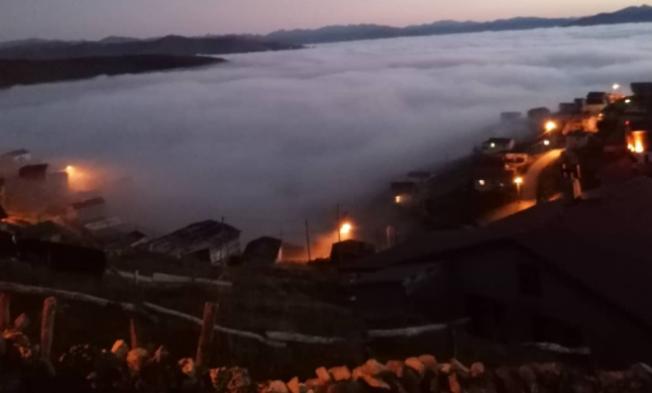 Rize'de Bulutların Üzerinde Yaylalar Ziyaretçileri Büyülüyor