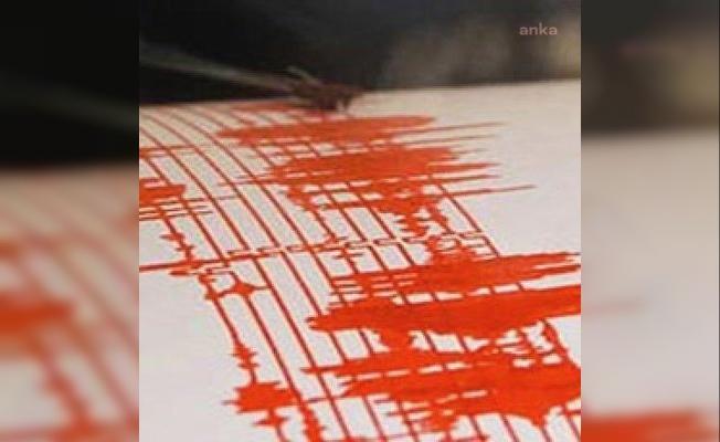 Tokat'da 4,3 büyüklüğünde deprem