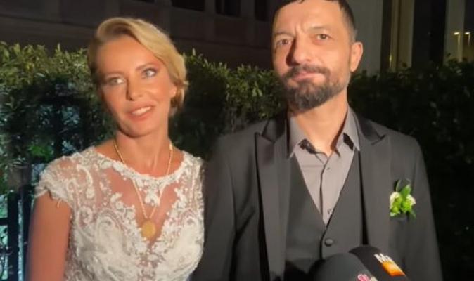 Vildan Atasever ile Mehmet Erdem çifti evlendi