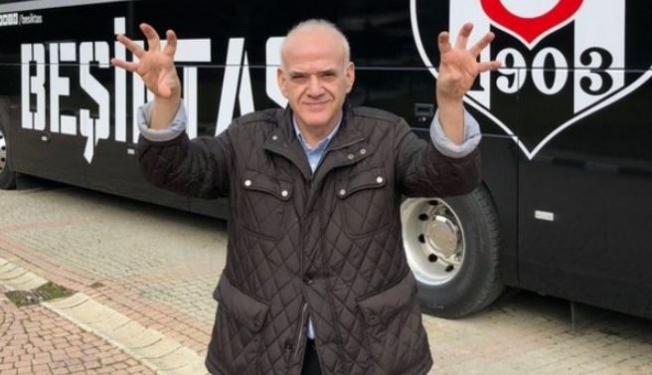 Ahmet Çakar, operasyon yapıldığını iddia etti, Beşiktaş'tan özür diledi