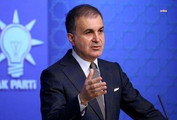 """AKP Sözcüsü Çelik: """"Laiklik Anayasa'da vazgeçilmezdir, AKP burada laik devlet düzenini koruyacaktır"""""""