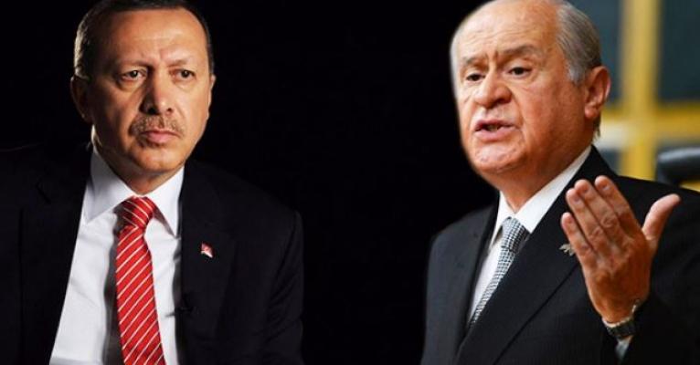 """AKP ve MHP uzlaşamadı; """"Vekil transferi ve meclis grup sayısında anlaşmazlık var"""""""
