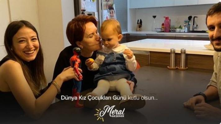 Akşener: Tüm kız çocuklarının özgürce düşünüp cesurca konuşabildiği bir Türkiye mümkün