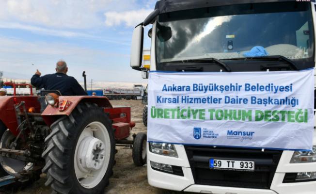 Ankara Büyükşehir Hedef Koydu: Türkiye'deki Buğday ve Arpa Açığını Bu Yıl Başkentli Çiftçi Kapatacak