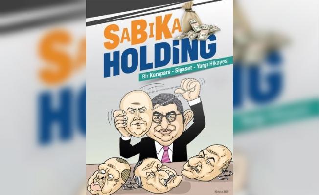 """CHP'den """"SaBıKa Holding"""" broşürü"""