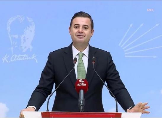 """CHP'li Akın; """"Sanayide Doğalgaza Yüzde 45, Elektriğe Yüzde 22 Zam Yapıldı!"""""""
