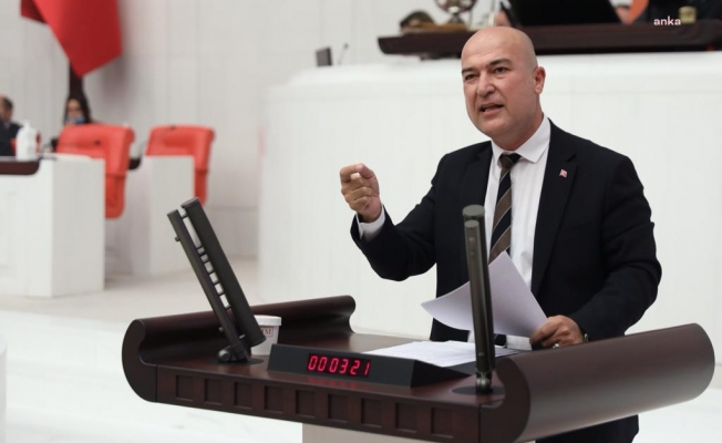 CHP'li Murat Bakan'dan kömürden çıkış çağırısı