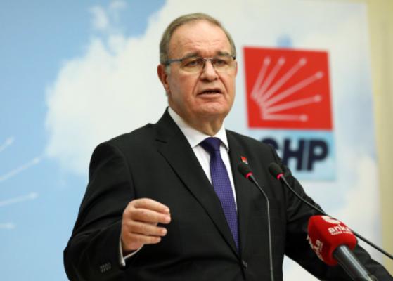 CHP Sözcüsü Öztrak: Erdoğan şahsım hükümeti sebeptir, hayat pahalılığı ise sonuçtur
