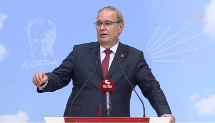 CHP Sözcüsü Öztrak: TÜİK'in makyajlı işsizlik rakamları bile Erdoğan'ı yalanlıyor