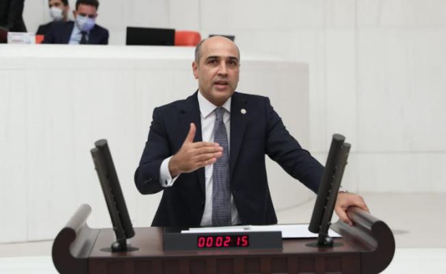 """CHP'li Şahin'den İktidara Yurt Tepkisi; """"AKP İktidarında Yurt Sorunu Çözülmez"""""""
