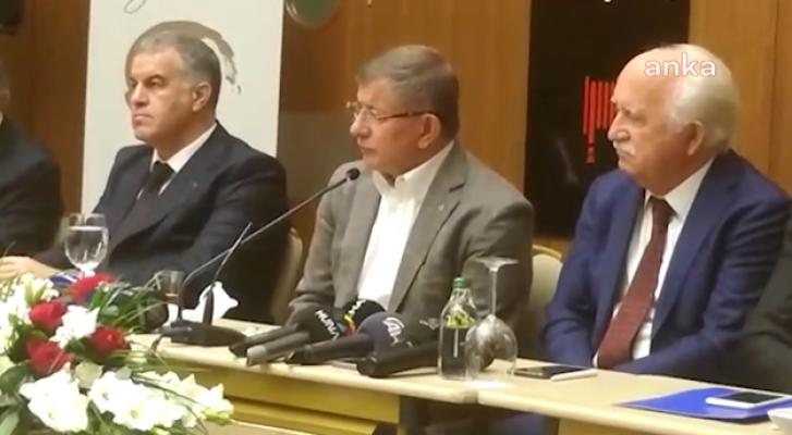 """Davutoğlu'ndan AKP'li Hacı Özkan'a; """"Kendi Çocuğuna Günde 10 Lira Ver, Bakalım Ne Diyecek?"""""""