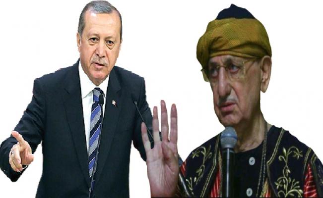"""""""Erdoğan, 'anayasanın ilk 4 maddesi' tartışmasında Kahraman'ın sözlerinden rahatsız oldu"""" iddiası"""