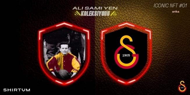 Galatasaray'ın NFT koleksiyonunun 3. bölümü 15 Ekim'de satışa sunulacak