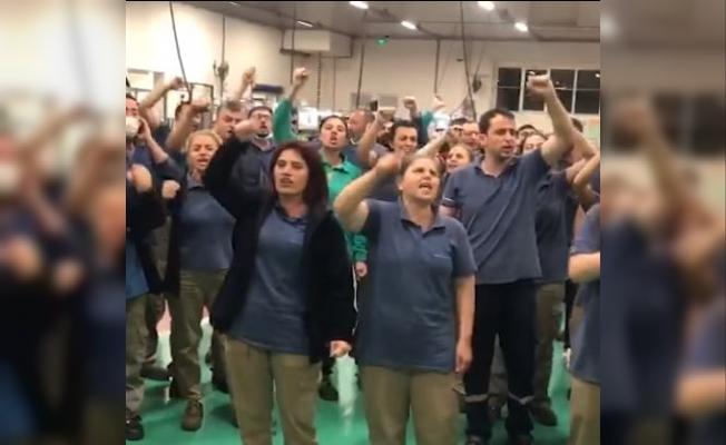 Gebze'deki Mitsuba Fabrikası'nda Direniş Büyüyor