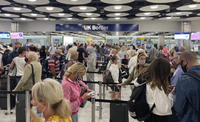 İngiltere'den Türkiye için seyahat kararı