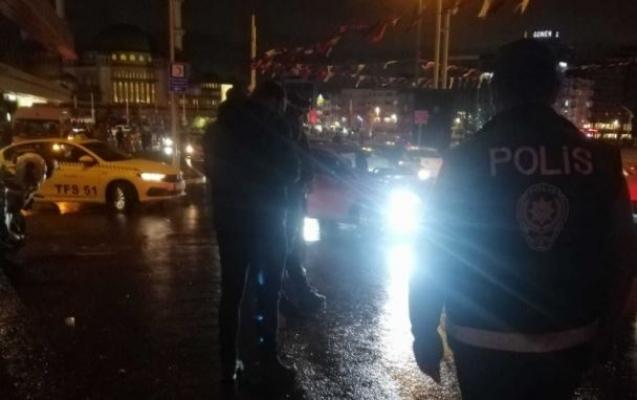 İstanbul'da 'Yeditepe Huzur' uygulaması; 449 kişi gözaltına alındı