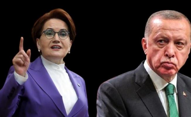İyi Parti'den Akşener'i hedef alan Erdoğan'a yanıt