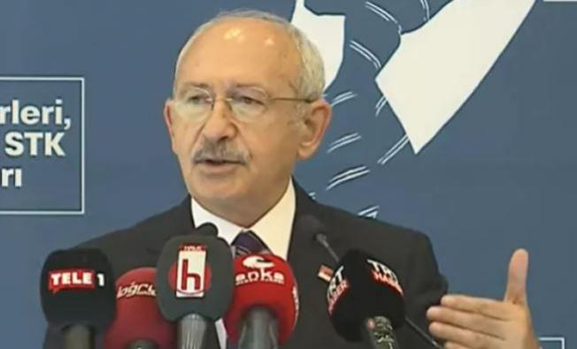 """Kılıçdaroğlu, """"Dün önemli bir belge ulaştı"""" diyerek duyurdu"""