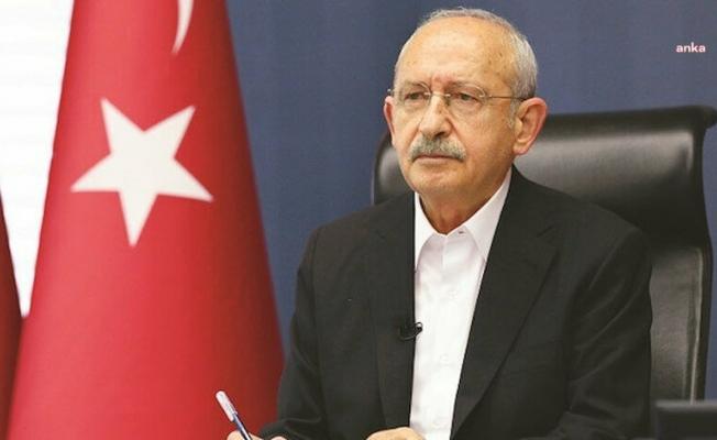 """Kılıçdaroğlu'ndan Erdoğan'a: """"Derhal bir karakış fonu kur. Bu fona en büyük katkıyı beşli çeten yapsın"""""""