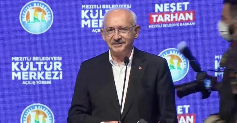 """Kılıçdaroğlu'ndan """"yönetimde şeffaflık"""" vurgusu: """"Bizim CHP'li belediyelerin diğer belediyelerden temel farkı budur"""""""