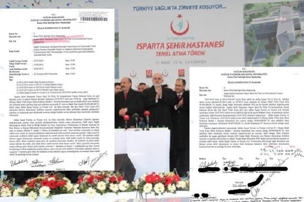 Kılıçdaroğlu'nun Duyurduğu ''O Belge'' Ortaya Çıktı