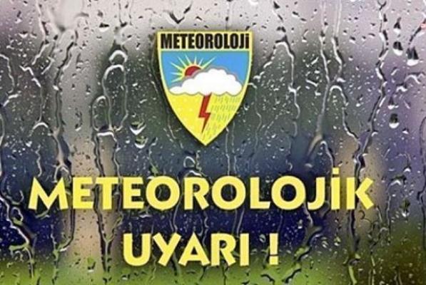 Meteoroloji'den Ege, Trakya ve Batı Karadeniz İçin Fırtına ve Sağanak Uyarısı!