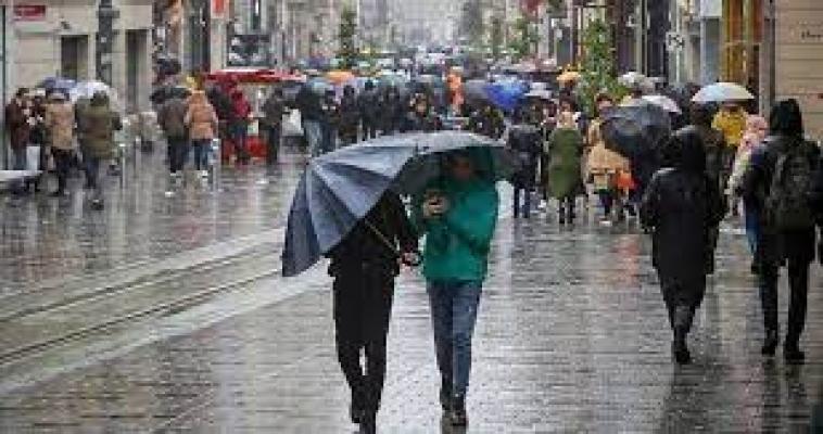 Meteoroloji'den yağış uyarıları