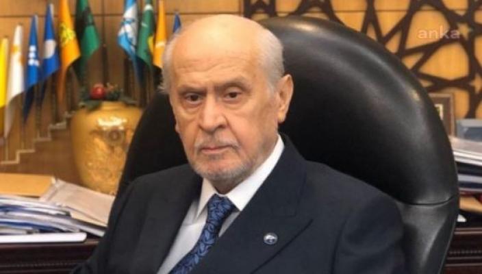 """""""MHP'liler Devlet Bahçeli'nin cumhurbaşkanlığı adaylığını veto etti"""""""