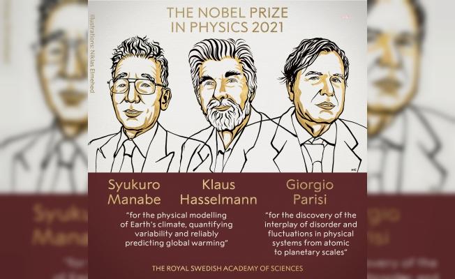 Nobel Fizik Ödülü 3 Bilim İnsanına Verildi