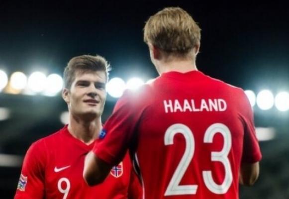 Norveç'in yıldız golcüleri Türkiye maçında sahada olmayacak
