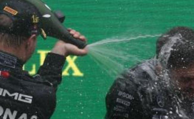 Özkök: Formula 1'deki şampanya konusu İçişleri Bakanı'nın haberi bile olmadan en pratik şekilde çözülmüş