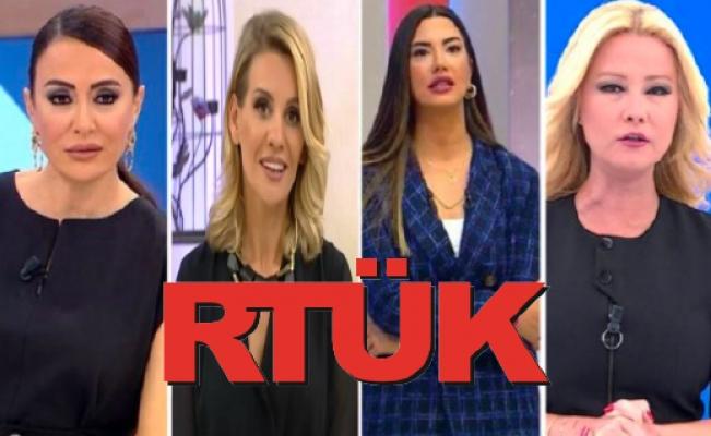 RTÜK'ten 7 kanala 'gündüz kuşağı' uyarısı