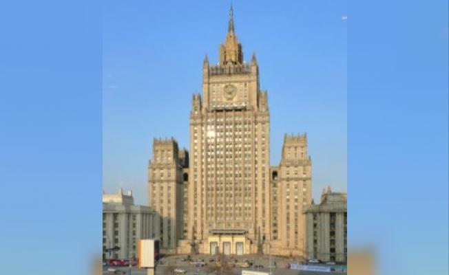 Rusya, NATO ile ilişkileri askıya aldı