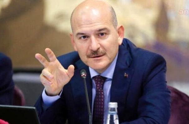 """""""Soylu'nun akrabası Jandarma tutanağında"""""""
