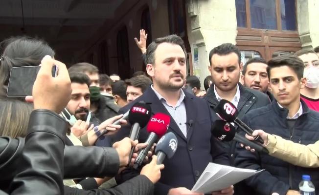 """TÜGVA Genel Başkanı Eminoğlu: """"Kaftancıoğlu, mahkeme kararını gösterebilir misiniz?"""""""