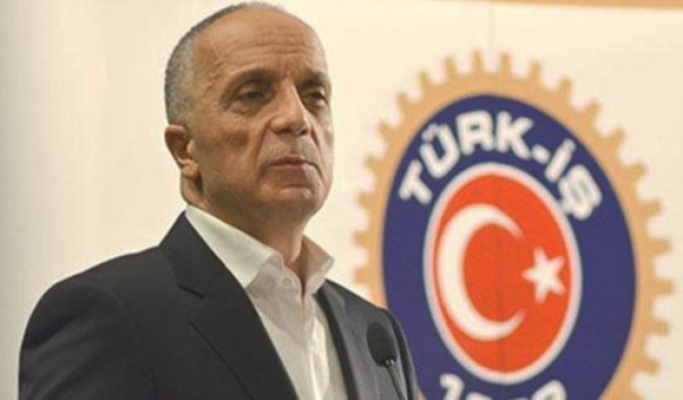 TÜRK-İŞ Başkanı Atalay: 45 Yıldır Asgari Ücret Belirleniyor, Bu Yıl 45 Yıla Bedel Olacak