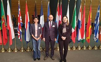 CHP'li Özdemir, Avrupa Parlamentosu Görüşmelerini Değerlendirdi