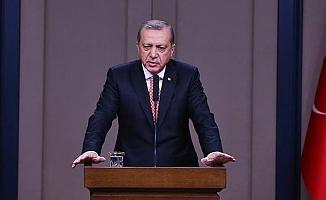 Erdoğan: Ülkemizin devri geçmiş teknolojilerin çöplüğüne dönüşmesi üzüntü verici