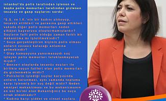 İstanbul'da Polislerin Fail Olduğu Tecavüz Meclis Gündeminde!