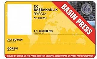 """Karabat: """"Sarı Basın Kartı Meslek Örgütleri ve Sendikalarca verilmeli!"""""""