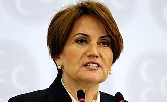 Meral Akşener'den İzmir adayları açıklaması