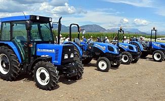 Traktör üretiminde REKOR DÜŞÜŞ yaşandı