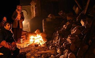 """""""Çanakkale'deki depremin ardından 46 artçı sarsıntı meydana geldi"""""""
