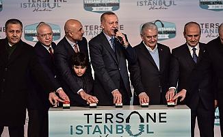 Erdoğan: Bir hayali daha gerçekleştiriyoruz