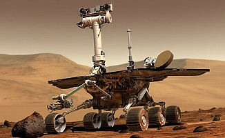 Mars keşif aracı Opportunity misyonunu tamamladı