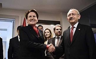 Son anket açıklandı: İşte CHP ve İYİ Parti'nin oy oranı!