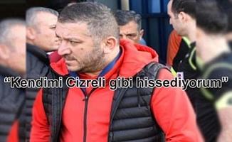 Trabzonlu Cizresporlu: İlk defa zırhlı araca bindim