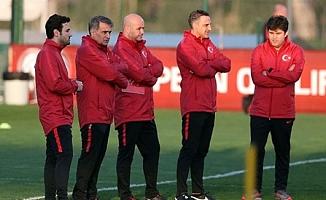 A Milli Futbol Takımı'nın Arnavutluk karşısındaki muhtemel 11'i
